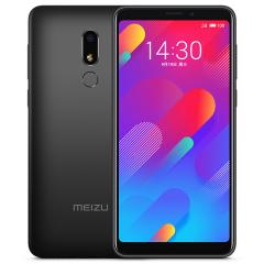 魅族(MEIZU) 魅族V8 4G手机  全网通(3+32G)标配 磨砂黑 3+32G 全网通版