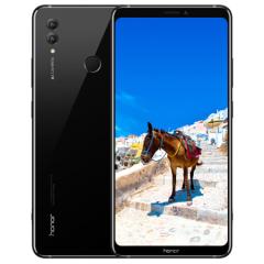 荣耀Note10 全网通 6GB+64GB 幻影蓝 AMOLED全面屏手机  双卡双待 长续航 黑色
